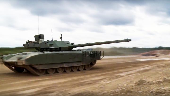 На форуме «Армия-2020» Минобороны России закупит оружия на триллион рублей