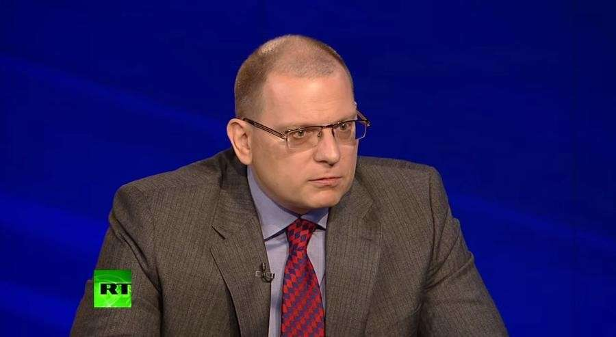 Представитель МИД РФ Константин Долгов проводит пресс-конференцию – прямая трансляция