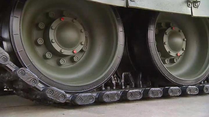 Российские инженеры предложили танк будущего на смену