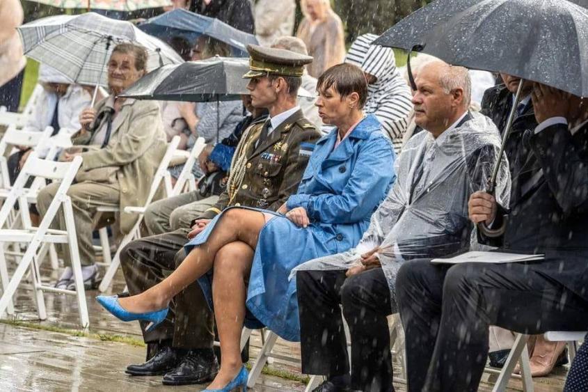 Два фото из жизни Эстонии, красноречиво показывающие достижения Европы