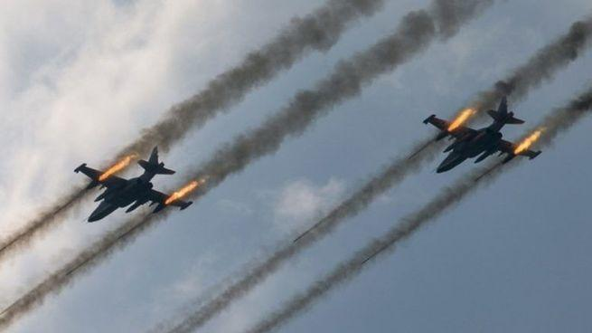 «Ответка» за русского генерала. Боевиков в Сирии умыли кровью