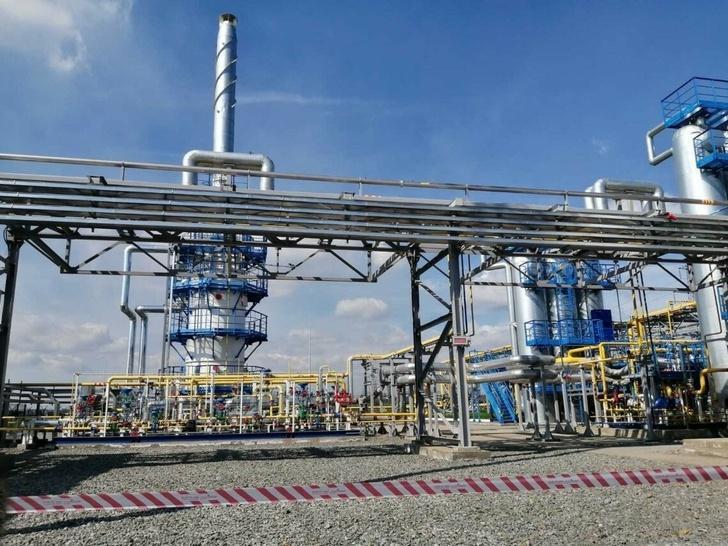 «НОВАТЭК» запустил малотоннажный СПГ-завод в Магнитогорске