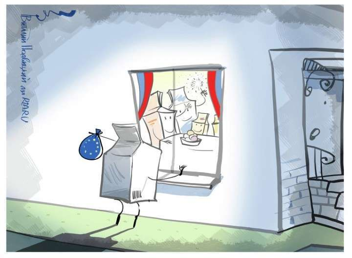 Молочники стран Балтии потребовали у ЕК компенсации в размере 130 млн евро в год