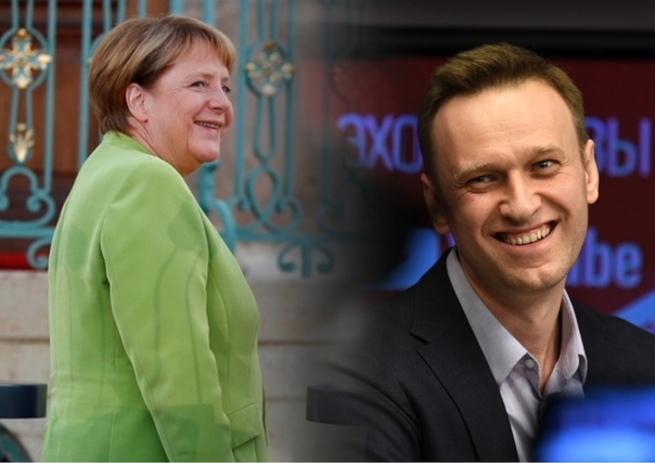 Зачем ЦРУ отравило Навального: Белорусский цугцванг для Меркель