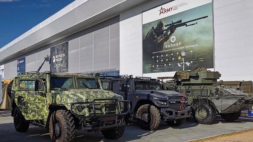 «От колёс до вооружения»: гендиректор ведущего российского разработчика бронемашин – о новинках форума «Армия-2020»
