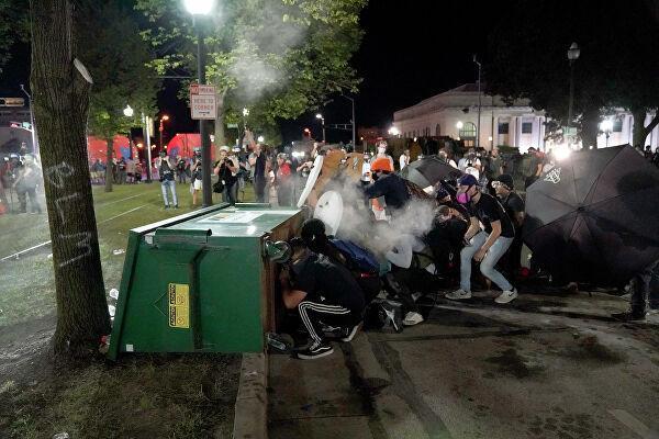 Почему бунтует очередной американский город Висконсин и Кеноша?