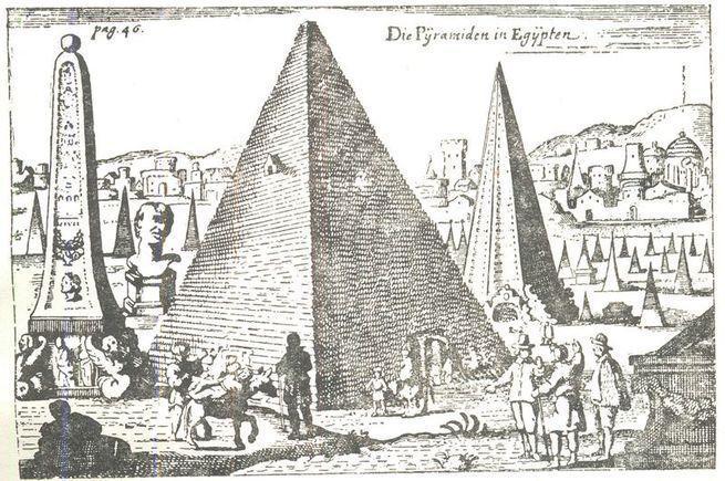 Санкт-Петербург старше египетских пирамид в Гизе! Кто создавал фальшивые древности