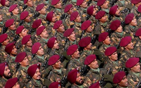 Индия отказалась от участия в учениях «Кавказ-2020»   Русская весна