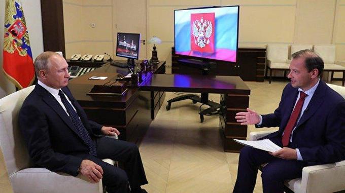 Интервью Путина каналу «Россия 24» от 27 августа – плохой сюрприз для Киева