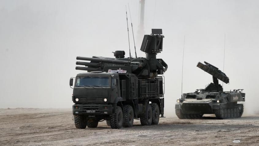 Сухопутные войска РФ получат новый комплекс ПВО – «Птицелов» с лазером