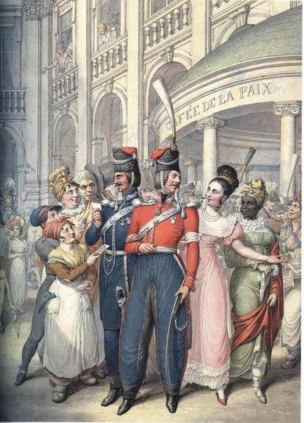 200 лет назад русские войска вошли в Париж