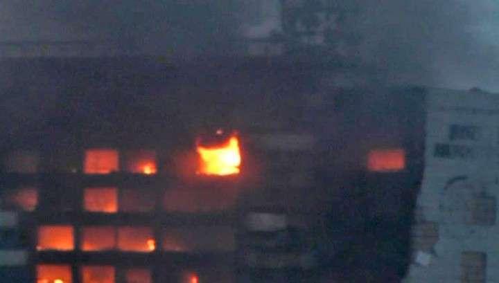 Грозный: боевики в Доме печати уничтожены