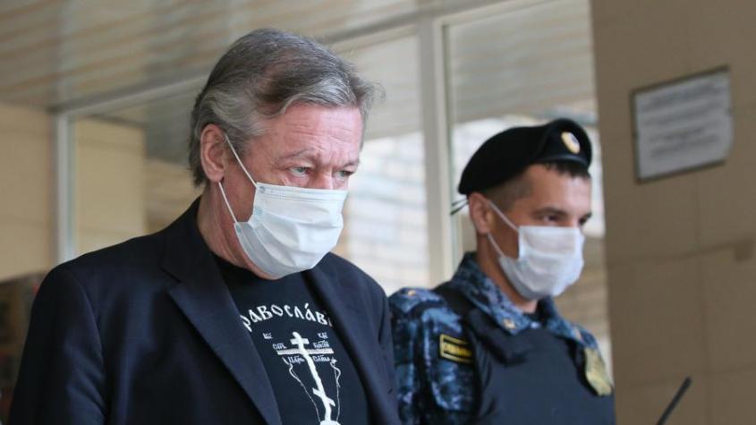 Еще один свидетель дал показания о виновности Михаила Ефремова