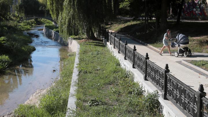 В Крыму пересохли главные реки, опустошаются водохранилища