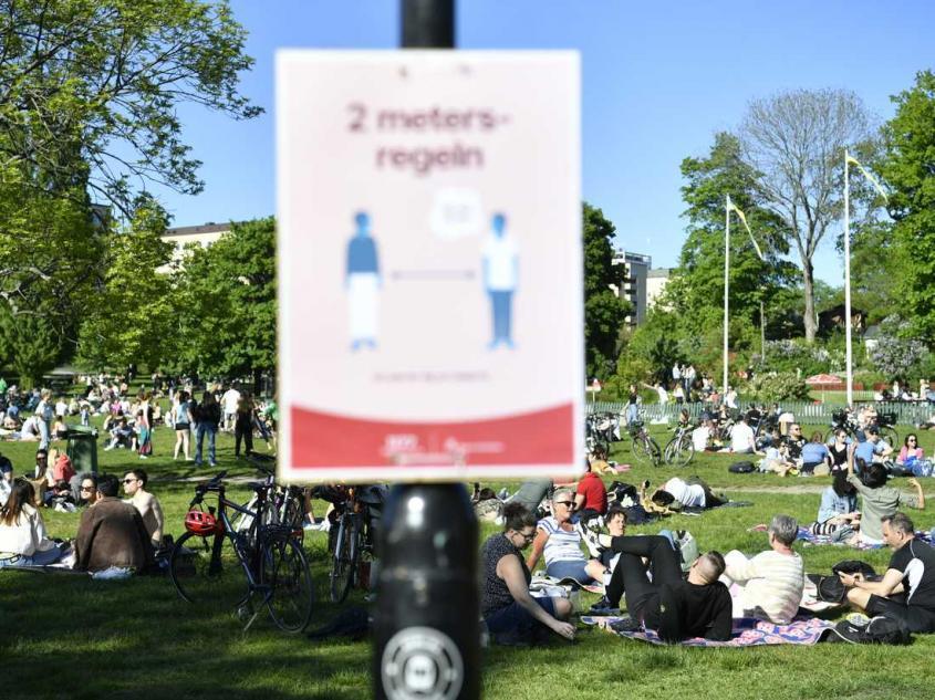 ВОЗ признала: Шведы были правы, можно было обойтись без карантина из-за коронавируса