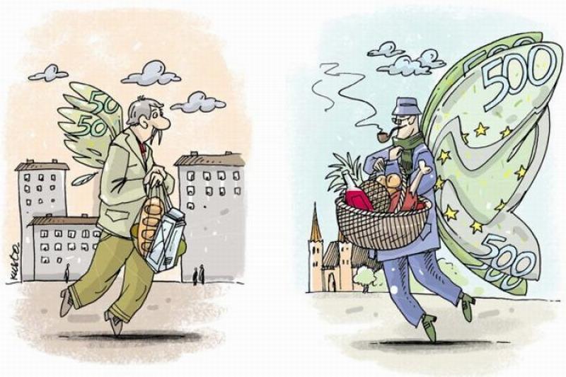 Жизнь в Европе и жизнь в России: почему хорошо там, где нас нет?