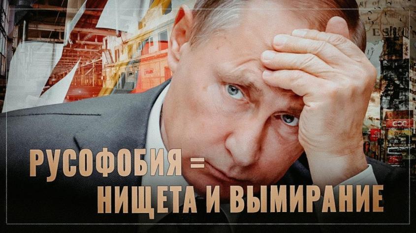 Грузия, Украина и Прибалтика на грани краха! Результат русофобии – нищета и вымирание