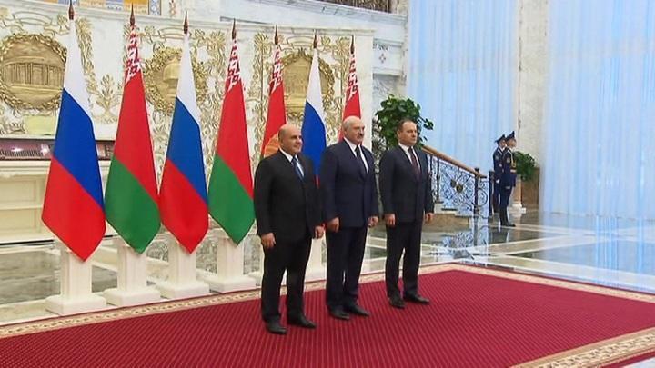 Мишустин: Союзное государство будет основано на независимости России и Белоруссии