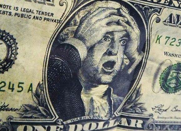 Американский доллар переживает сегодня очень тяжелые времена
