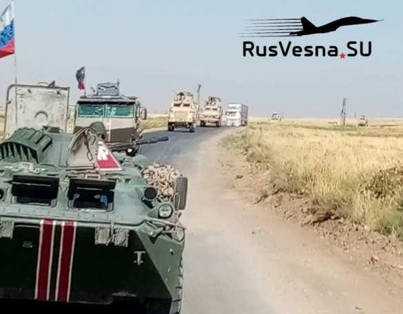 В Сирии русский офицер предупредил военных США, те не послушали и поплатились | Русская весна