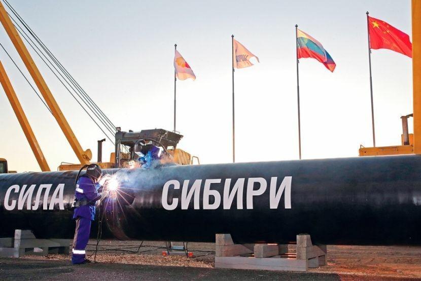 «Газпром» приступил к проектированию магистрального газопровода «Сила Сибири-2»