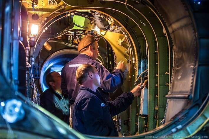 Авиаремонтный завод №514 (фоторепортаж)