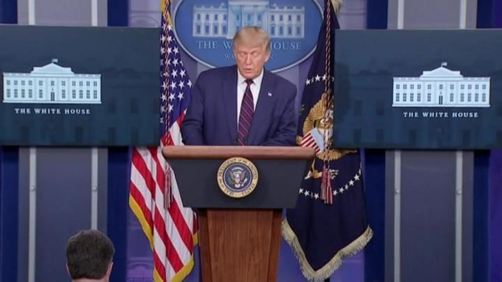 Трамп: у США нет доказательств