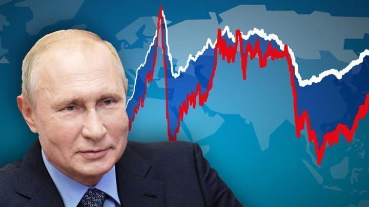 Золотая ставка Путина сработала, признаёт поражение Die Welt