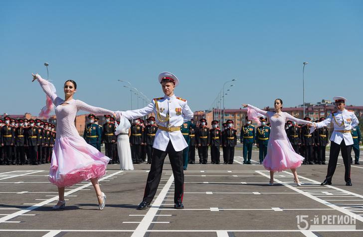 Во Владикавказе открыта первая очередь нового Северо-Кавказского суворовского военного училища