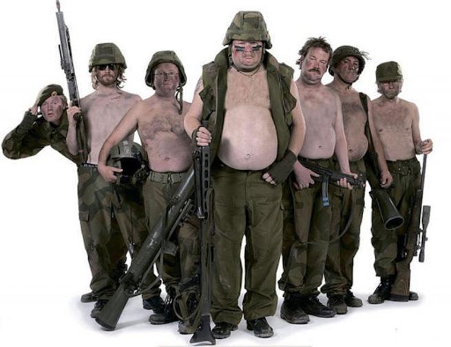 Реальные армейские анекдоты. Как тут не заржать до прочтения текста