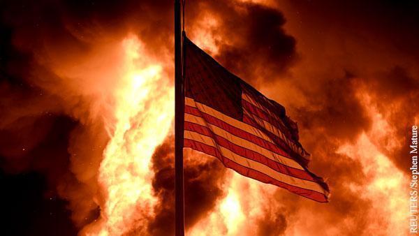 Мировое Правительство заранее хоронит США – хаос и распад америки