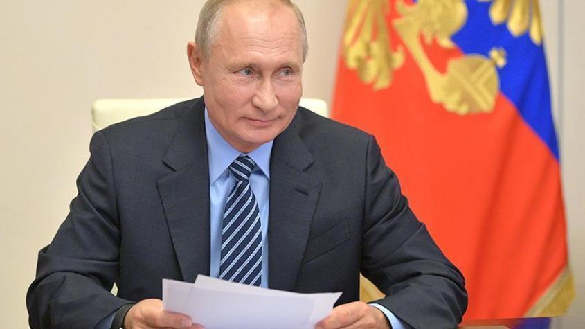 Путин заявил о постепенном возвращении России к привычной жизни после пандемии коронавируса