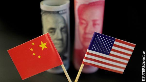 Крах доллара. Китай намекнул о самых страшных мерах против США
