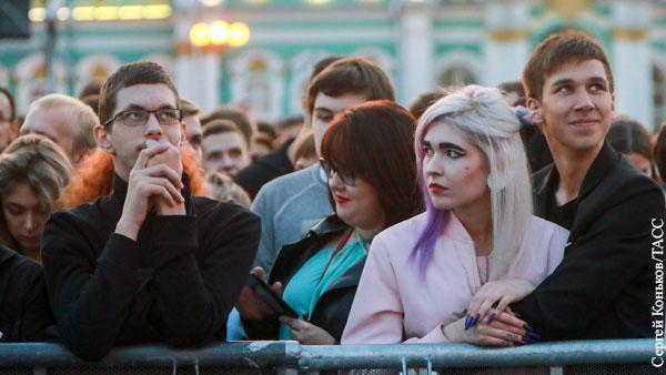 В России выросло инфантильное поколение молодых патриотов