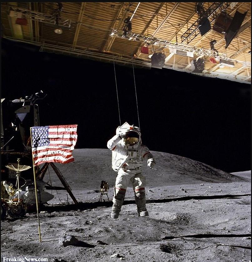 «Полёт на Луну» Аполлона-13. Чудо-фольга или утраченные технологии Голливуда