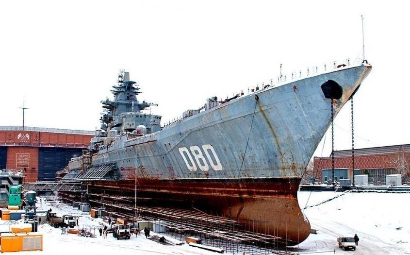 Нужен ли сильной России сильный военный флот?