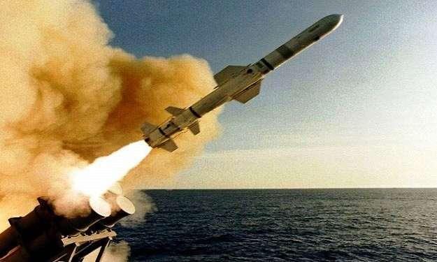 Раскрытие секретных данных о том, что американские ракеты были выпущены на Дамаск, но упали в море!