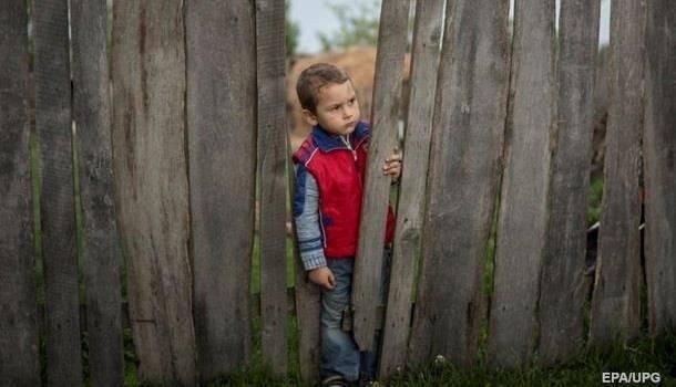Детское население на Украине сократилось на 40% – минсоцполитики