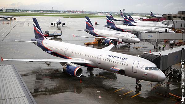 Русофобы из Украины бессильны запретить авиарейсы в Крым