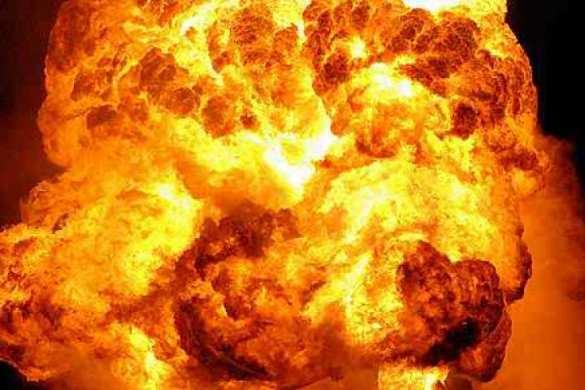 Мощный взрыв на складе боеприпасов страны, поддерживающей террористическое вторжение в Сирию | Русская весна
