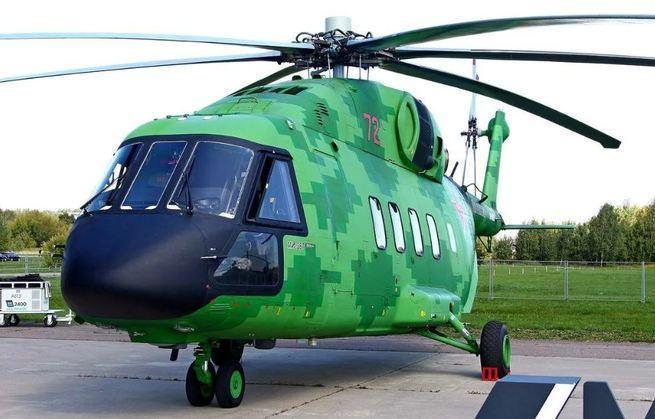 Ми-38Т – вертолет «VIP» класса