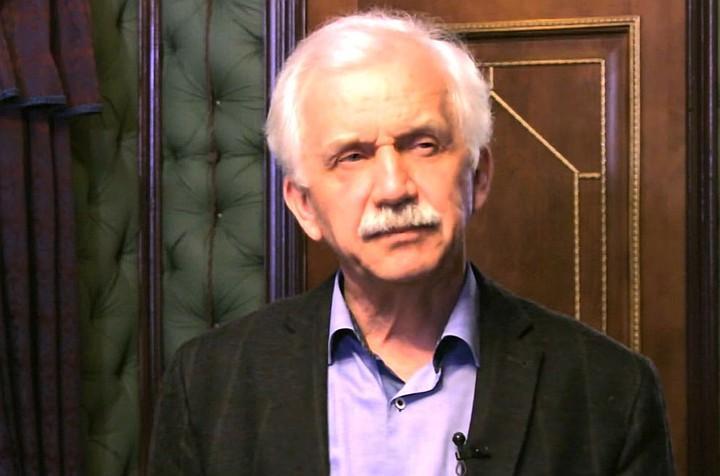 Историк, писатель Александр Мясников.