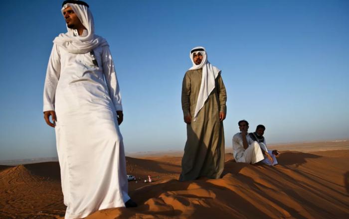 Нефтяная война 2020: хорошо пожить удалось только одному поколению жителей Саудовской Аравии