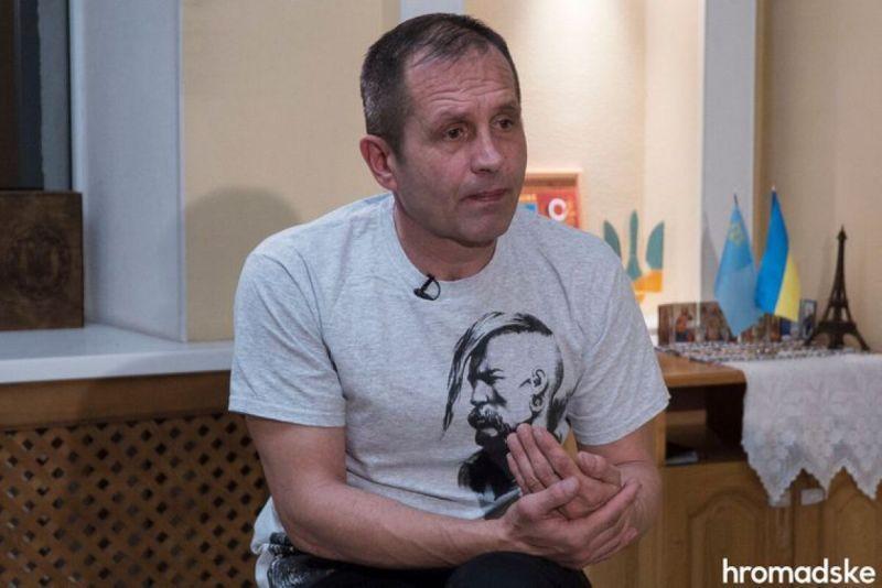Бандеровский активист Владимир Балух