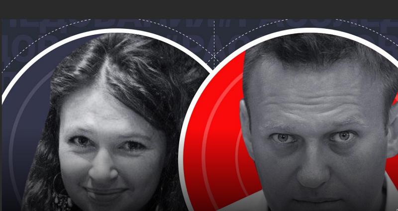 Отравительница навального сбежала в Лондон. У Немцова была Дурицкая, у Навального Певчих