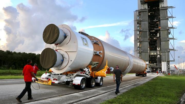 Первый пуск ракеты-носителя Rocket 3.1 американской компании Astra завершился провалом