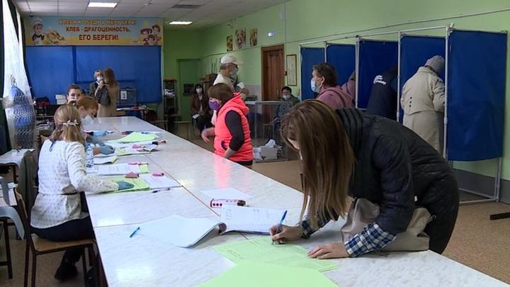 В России начался Единый день голосования на избирательных участках на избирательных участках