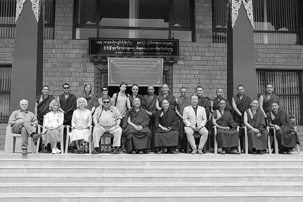 Открытие российской лаборатории в Беллакупе (Индия)