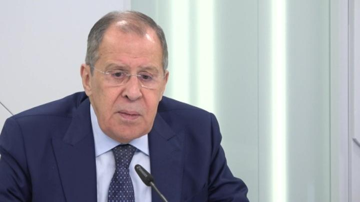 Сергей Сергей Лавров объяснил, почему санкции против России не останутся без ответа