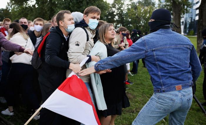 Минск – 13 сентября: в таком виде протесты оппозиции в Белоруссии более всего выгодны Путину